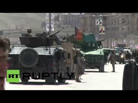 Afghanistan: Bomb attack on election office kills two