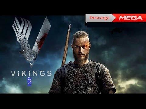 ¿Como Descargar la 2 Temporada de Vikingos? || completa en HD full español latino