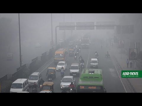 India to spray New Delhi from on high to combat toxic smog