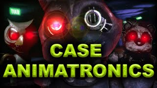 THE MOST EVIL CAT IN THE WORLD!!! - CASE ANIMATRONICS #3 FROM MARKIPLIER