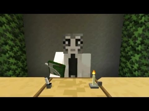 Minecraft - Mission To Mars - The Trailer