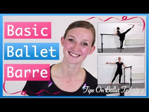 Basic Ballet Barre | Perfect Ballet Barre For Beginners