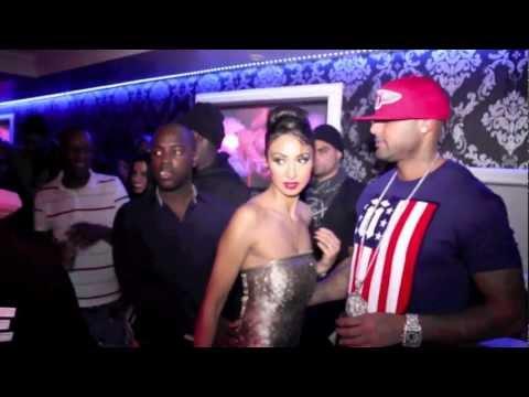Booba feat Kaaris Kalash tournage du clip au Crystal By Helium studio