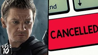 Top 10 Reasons Why Jeremy Renner's Career Is Over