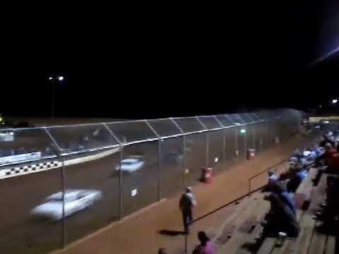 Swainsboro Raceway 9/30/17 Road Warrior