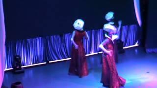 """Шоу-балет """"Высшая Лига"""" в """"Болеро"""" 22.06.2014"""