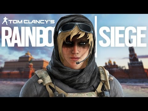 Rainbow Six Siege: LAUGH AT THE RAGE! - (PS4 Pro Multiplayer Gameplay) Operation Blood Orchid