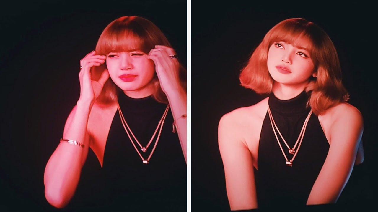 تعرفوا على سبب بكاء ليسا😭Why Lisa Crying