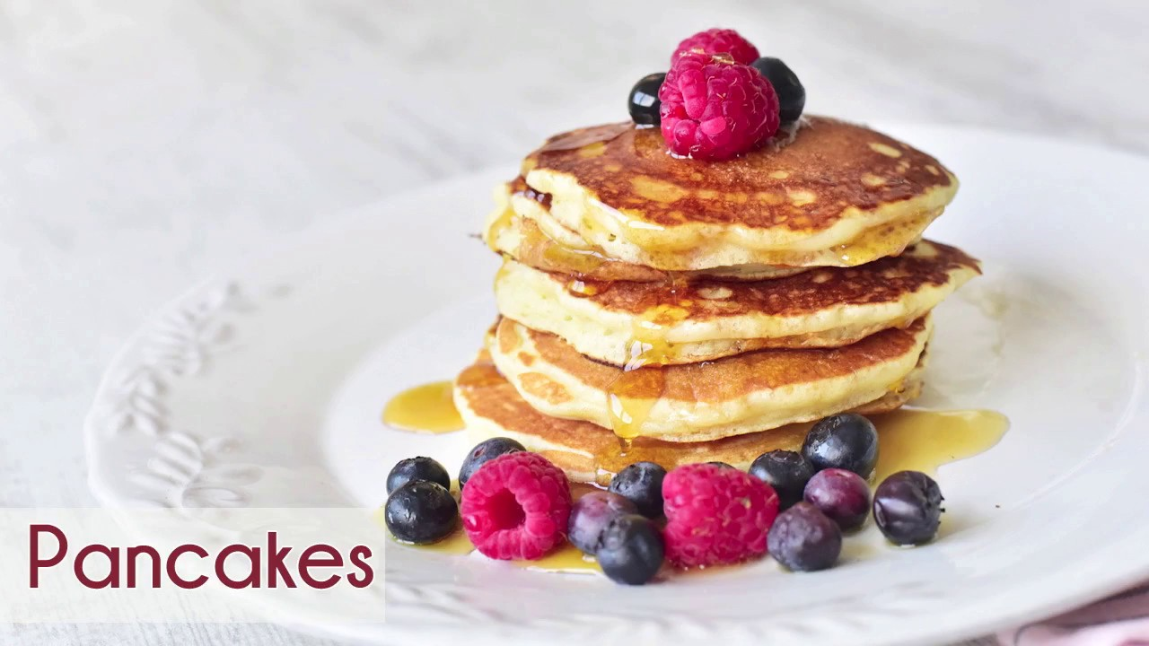 Ricetta Pancake Americani Soffici Per Una Colazione Semplice E Veloce