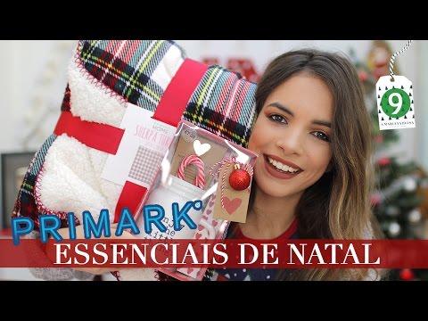 PRIMARK 10 Essenciais de Natal | A Maria Vaidosa