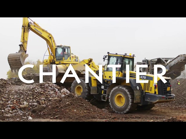 SEQUENCE Productions - Film suivi de chantier 2019