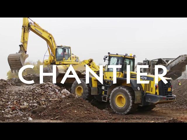 SEQUENCE Productions - Film suivi de chantier 2019