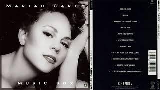 Mariah Carey - Music Box (1993)(full album)