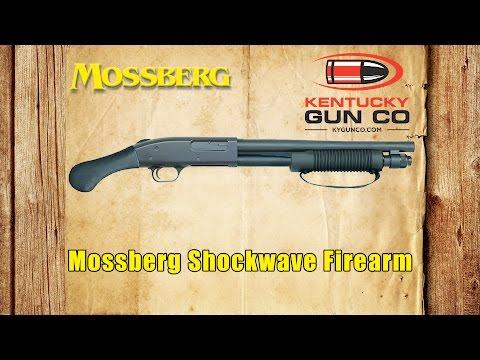 Mossberg Shockwave Firearm