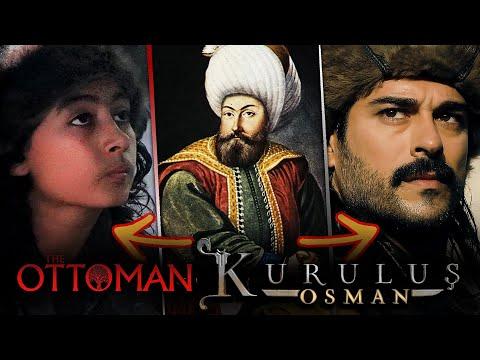 Kuruluş Osman Gazi'nin Gerçek Hayat Hikayesi / The Ottoman