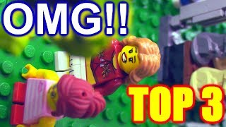 TOP 3 Subscribers Special! LEGO CITY TOUR!