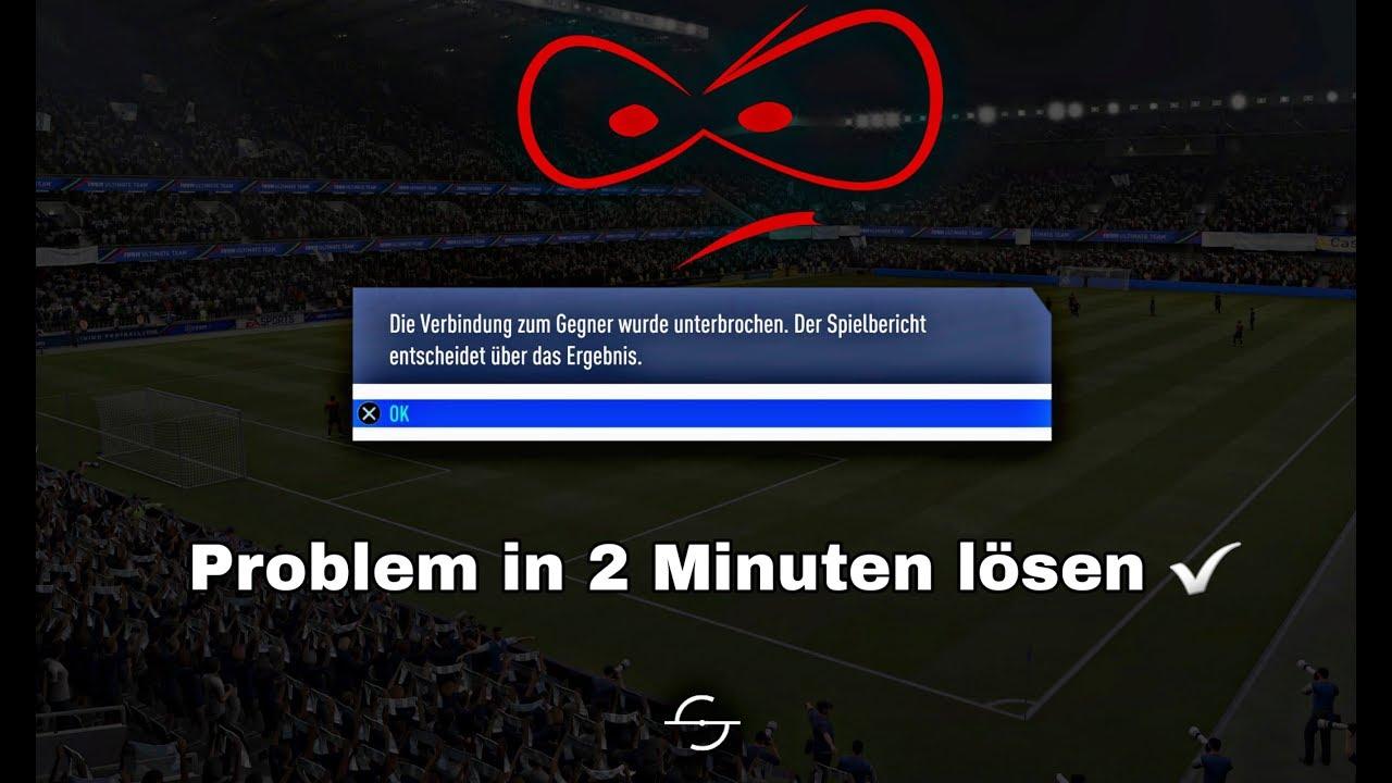Fifa Online FreundschaftГџpiel Verbindung Unterbrochen