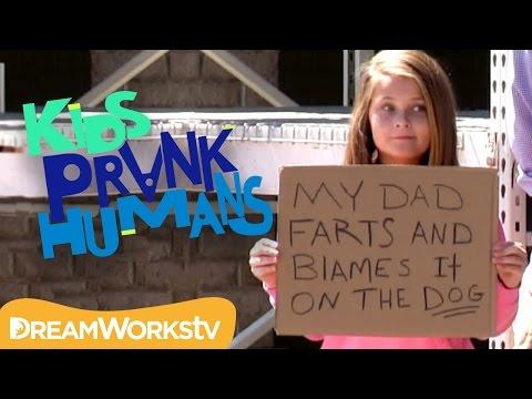 Funny Shame Sign Prank  KIDS PRANK HUMANS