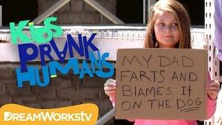 Baixar Funny Shame Sign Prank | KIDS PRANK HUMANS