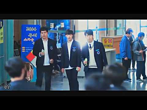 New Satisfya Fight ||With Korean clip|| 2018
