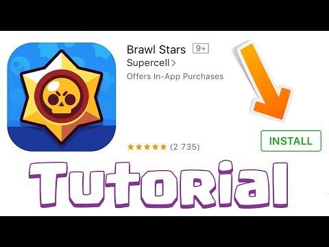 Hogyan töltsem le a Brawl Stars-t?   IOS Tutorial