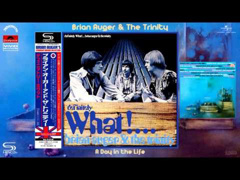 Brian Auger & The Trinity - A Day in the Life (SHM-CD 2013) [Soul-Jazz - Mod Jazz] (1968)
