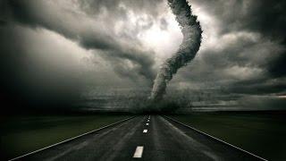 Такого еще не было - Ураган, Торнадо 13 июля с корнями выкорчевывал пол леса!!!