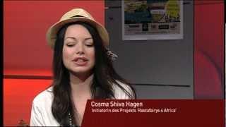 Cosma Shiva Hagen Rastafairys 4 Africa Bei Oriental Night TV Teil 1