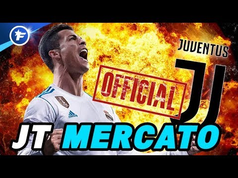 OFFICIEL : Cristiano Ronaldo à la Juve | Journal du Mercato