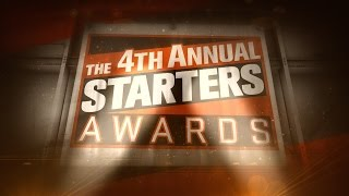 The 4th Annual Starters Awards Show -- The Starties