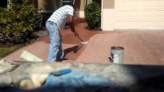 Restoring Brick Pavers with Pavers Sealer