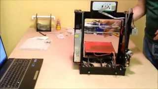 Інструкція по збірці 3D принтера Prusa i3 від початку і до кінця [3DPrinter.org.ua]