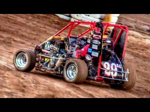 Mini Sprint Main At Canyon Speedway Park September 30th 2016