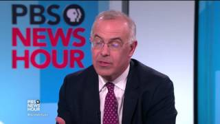 Shields and Brooks analyze the PBS NewsHour Democratic debate