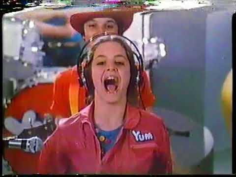Ralph Macchio & Cynthia Gibb 1980 Bubble Yum Commercial