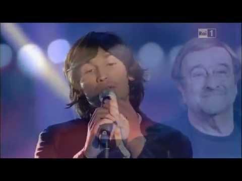 Lucio Dalla e Pierdavide Carone in: 'Nani'