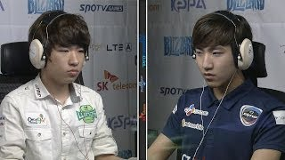[SPL2014] Maru(JINAIR) vs herO(CJ) Set5 King Sejong Station -EsportsTV, SPL2014