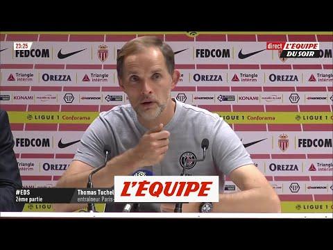 Tuchel «Satisfait du résultat mais pas de la qualité» - Foot - L1 - PSG