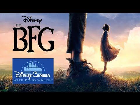 The BFG - Disneycember