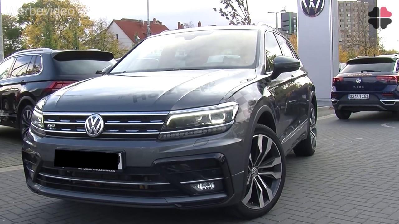 Volkswagen Tiguan Highline 4MOTION 2.0 l TSI (220 PS ...