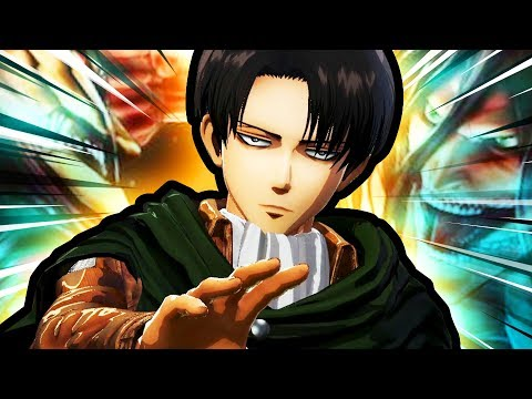 Point Me To The Titans! Attack on Titan 2 Gameplay