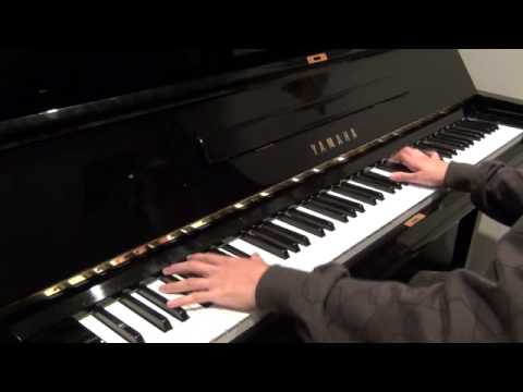 Coldplay - Charlie Brown (piano cover)
