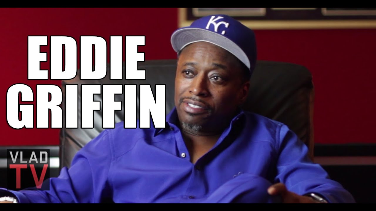 Eddie Griffin On Bill Cosby: Black Male Stars Don't Leave This Business Clean