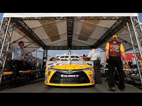 Breakdown: NASCAR announces updated deterrence policy