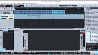Studio One 2 - Copying Automation