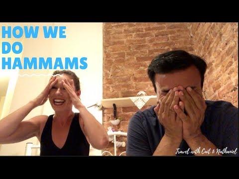 Cait & Nathaniel do Turkey: Ridiculous Travel Videos Edition