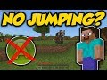 Tested: Is It Possible To Beat Minecraft Without Jumping?