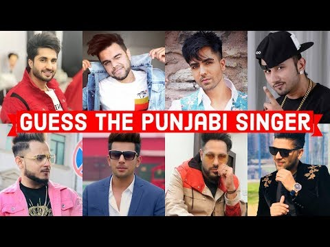 Guess The Punjabi Singer By Their Voice  | Jassi, Akhil, Guru, Hardy, Yo Yo, Badshah