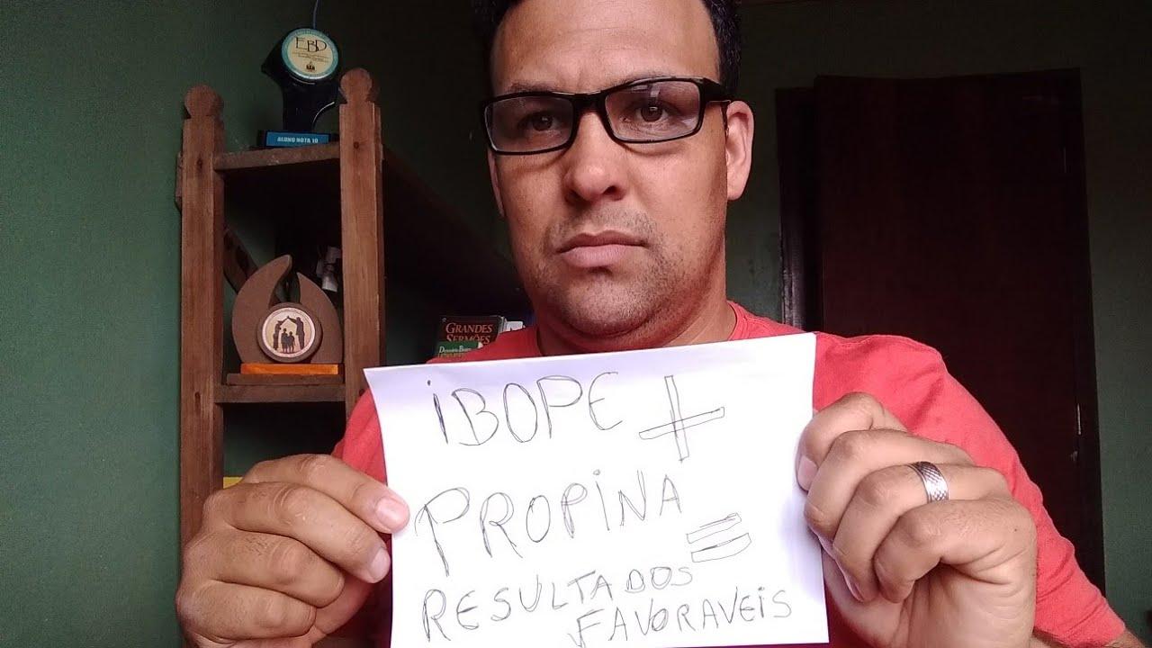 IBOPE RECEBIA PROPINA DO PT:DELAÇÃO RICARDO SAUD #ELEIÇÕES2018 #COMPARTILHEM