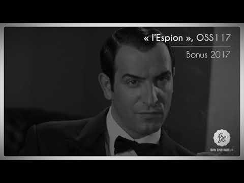 """Bon Entendeur : """"l'Espion"""", OSS 117, Mixtape Bonus"""